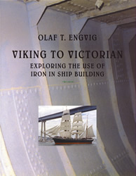 book cover of Viking to Victorian: Exploring the Use of Iron in Ship Building