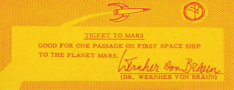 ticket to mars space flight-#15